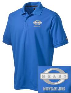 Meany Middle School Jaguars Embroidered OGIO Men's Caliber Polo