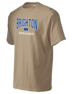 Brighton Elementary School Dragons Tall Men's Essential T-Shirt