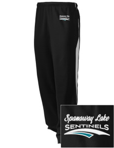 Spanaway Lake High School Sentinels Embroidered Holloway Men's Pivot Warm Up Pants
