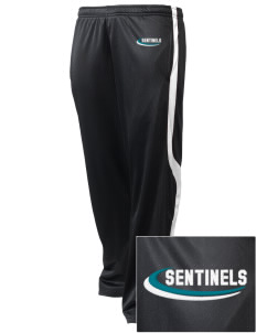 Spanaway Lake High School Sentinels Embroidered Holloway Men's Tricotex Warm Up Pants