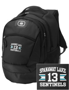 Spanaway Lake High School Sentinels Embroidered OGIO Rogue Backpack