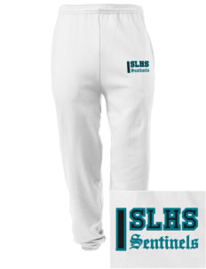 Spanaway Lake High School Sentinels Embroidered Men's Sweatpants with Pockets