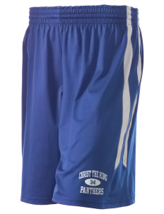 "Christ The King School Panthers Holloway Women's Pinelands Short, 8"" Inseam"