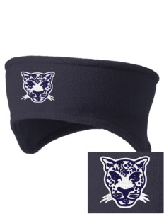 Saint Joseph School Jaguars Embroidered Fleece Headband