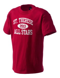 Saint Therese School All Stars Kid's T-Shirt
