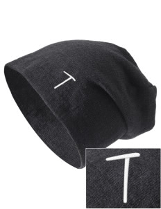 Trinity Catholic School Trojans Embroidered Slouch Beanie