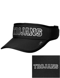 Trinity Catholic School Trojans Embroidered Lite Series Active Visor
