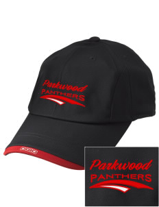 Parkwood Elementary School Panthers Embroidered OGIO X-Over Cap