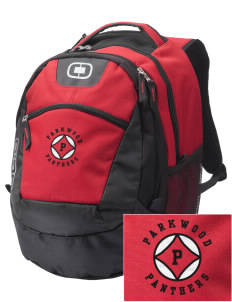 Parkwood Elementary School Panthers Embroidered OGIO Rogue Backpack