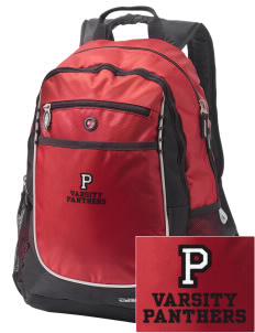 Parkwood Elementary School Panthers Embroidered OGIO Carbon Backpack
