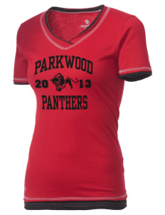Parkwood Elementary School Panthers Holloway Women's Dream T-Shirt