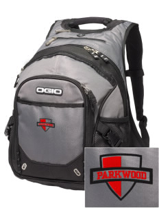 Parkwood Elementary School Panthers Embroidered OGIO Fugitive Backpack
