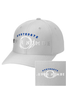 Northgate Elementary School Eagles Embroidered Wool Adjustable Cap