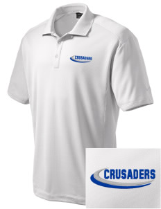Saint Rose Of Lima School Crusaders Embroidered Nike Men's Dri-Fit Classic Polo
