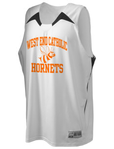 West End Catholic School Hornets Holloway Men's Irish Jersey
