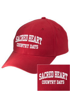 Sacred Heart Country Day School Country Days Embroidered Low-Profile Cap