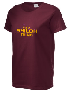 Shiloh Elementary School Hornets Women's 6.1 oz Ultra Cotton T-Shirt