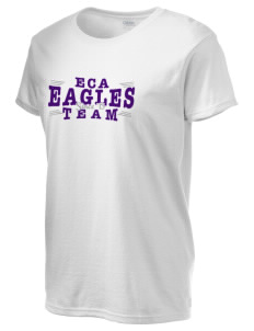 Elkhart Christian Academy Eagles Women's 6.1 oz Ultra Cotton T-Shirt