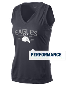 Elkhart Christian Academy Eagles Women's Performance Fitness Tank