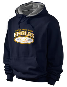 Deerfield Christian Academy Eagles Champion Men's Hooded Sweatshirt