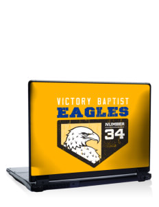 "Victory Baptist Academy Eagles 17"" Laptop Skin"