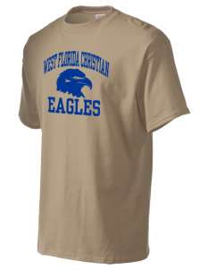 West Florida Christian School Eagles Men's Essential T-Shirt
