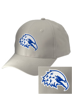 The King's Christian Academy Eagles Embroidered Low-Profile Cap