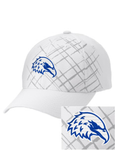 The King's Christian Academy Eagles Embroidered Mixed Media Cap