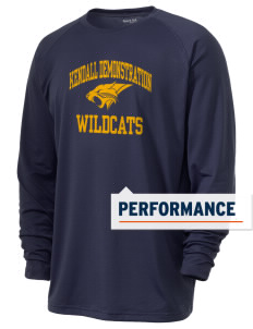Kendall Demonstration Elementary School Wildcats Men's Ultimate Performance Long Sleeve T-Shirt