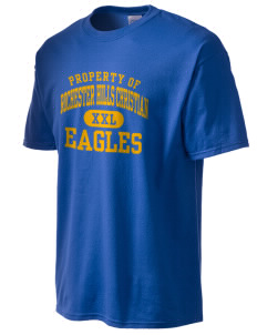 Rochester Hills Christian School Eagles Tall Men's Essential T-Shirt