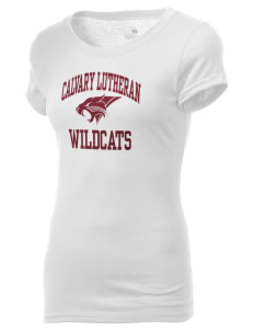 Calvary Lutheran School Wildcats Holloway Women's Groove T-Shirt