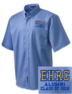 Edmonds Homeschool Resource Center Sailors Embroidered Men's Easy Care Shirt