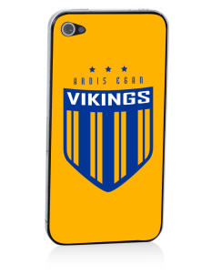 Ardis Egan Intermediate School Vikings Apple iPhone 4/4S Skin