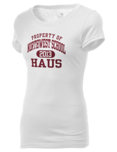 The Northwest School Seattle Holloway Women's Groove T-Shirt