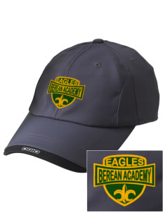 Berean Academy Eagles Embroidered OGIO X-Over Cap