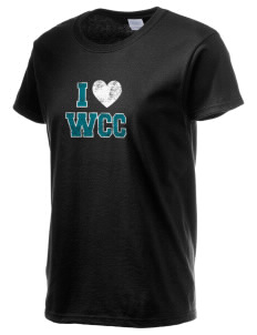 Willow Creek Christian School Tigers Women's 6.1 oz Ultra Cotton T-Shirt
