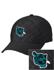 Willow Creek Christian School Tigers Embroidered Mixed Media Cap