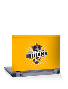 "West Seattle High School Indians 14"" Laptop Skin"