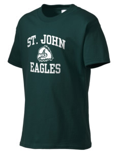 Saint John Lutheran School Eagles Kid's Essential T-Shirt