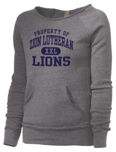 Zion Lutheran School Lions Alternative Women's Maniac Sweatshirt