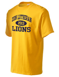 Zion Lutheran School Lions Men's Essential T-Shirt