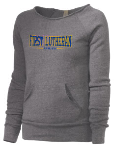 First Lutheran School Colts Alternative Women's Maniac Sweatshirt
