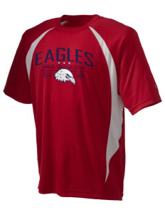Sonrise Christian School Eagles Champion Men's Double Dry Elevation T-Shirt