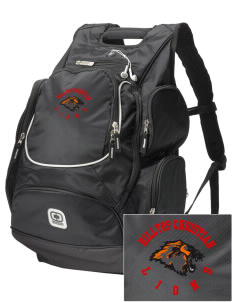 Hilltop Christian School Lions  Embroidered OGIO Bounty Hunter Backpack