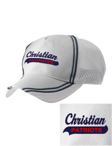 Christian Senior High School Patriots  Embroidered Champion Athletic Cap