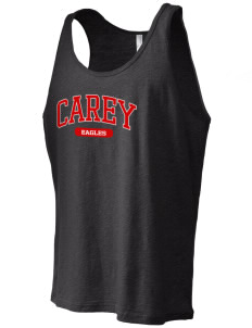 The Carey School Eagles Men's Jersey Tank