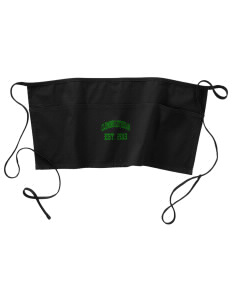 Clemons Lutheran School Crusaders Waist Apron with Pockets