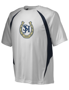 San Juan Hills High School Stallions Champion Men's Double Dry Elevation T-Shirt