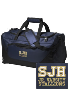 San Juan Hills High School Stallions Embroidered Holloway Chill Medium Duffel Bag