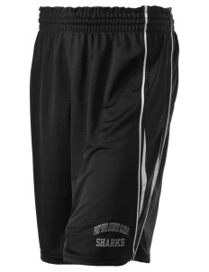 "Puget Sound Adventist Academy Sharks Holloway Women's Piketon Short, 8"" Inseam"